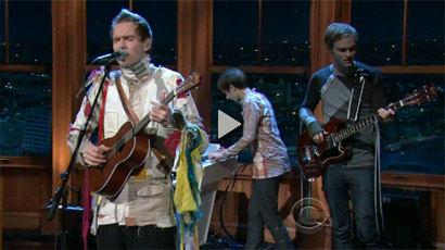 Jónsi on Craig Ferguson