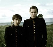 Jónsi & Alex - Press photo by Lilja Birgisdóttir